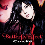 3rd Album「Butterfly Effect」